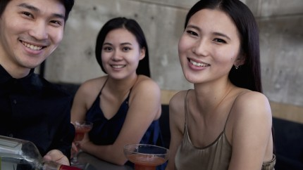 Asiaten vertragen keinen Alkohol