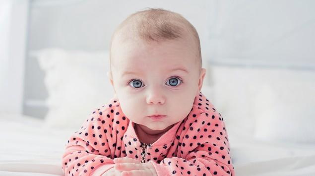 Ein Baby