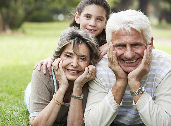 Eltern als Erwachsene kontrollieren