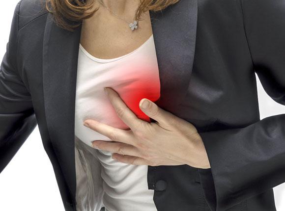 Embarazo punzante dolor en el pecho