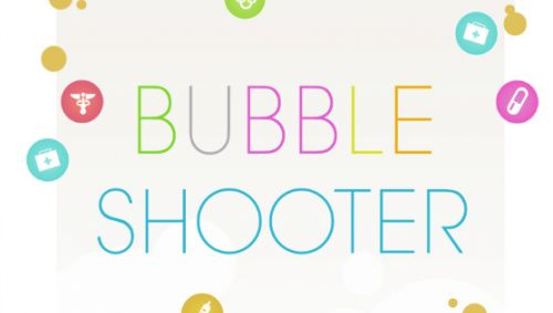 Bubbleshooter, bunte blasen