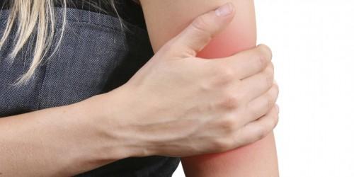 dolor brazo derecho codo y mano