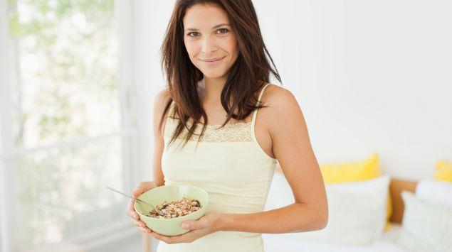 Cereales en la dieta de los deportistas