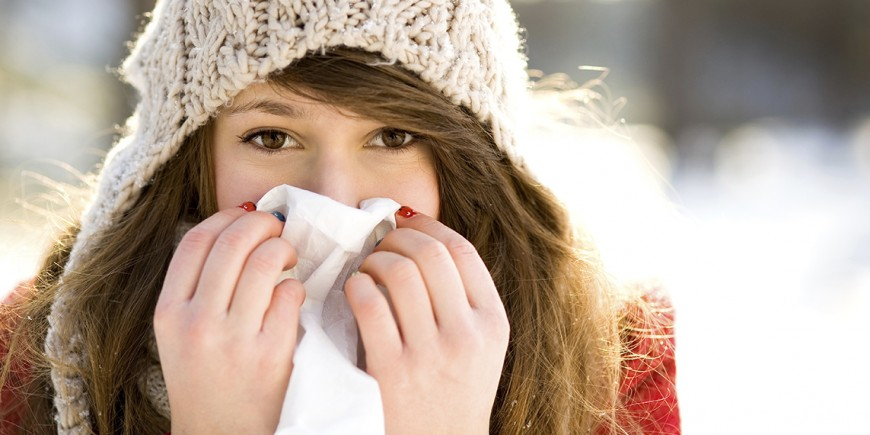 Resfriado - Onmeda.es