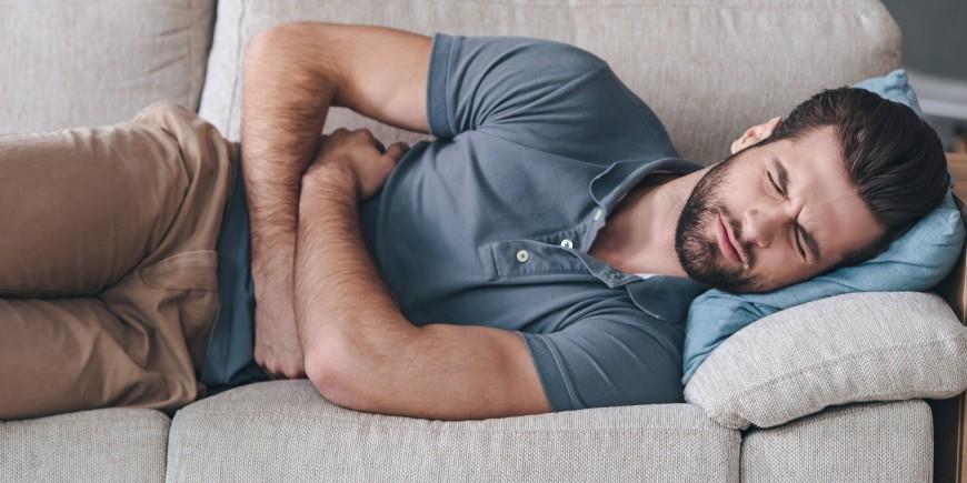 dolor abdominal superior boca del estomago