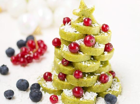 recetas sanas de navidad
