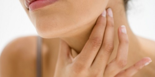 Cuidar garganta inflamada la como