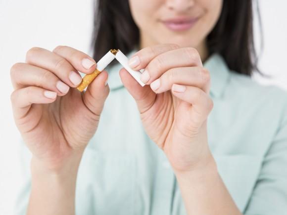 Ha dejado a fumar se ha repuesto las causas