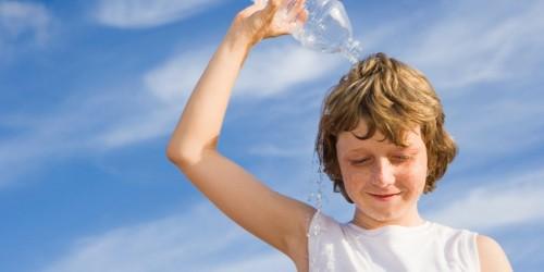 sudoracion repentina en todo el cuerpo