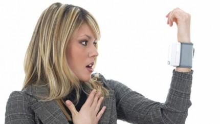 Les symptômes de l'hypertension artérielle