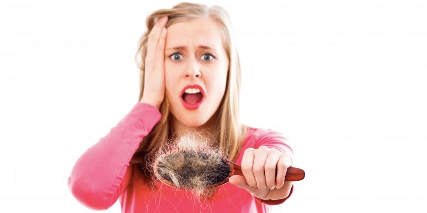 Stopper la chute de cheveux homme
