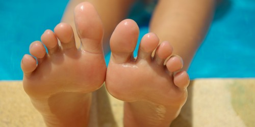 traitement pieds qui puent