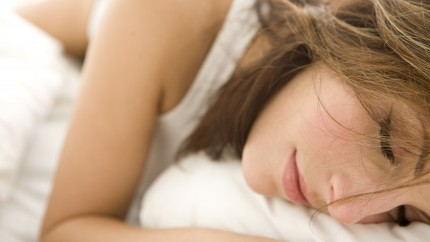 femme dort, sommeil