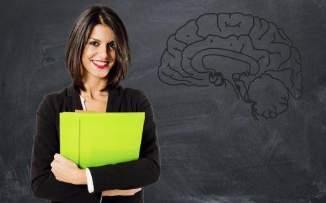 Psychologen interessieren sich für das Verhalten und subjektive Erleben des Menschen.