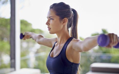 Muskeltraining kann dem Impingement-Syndrom vorbeugen.