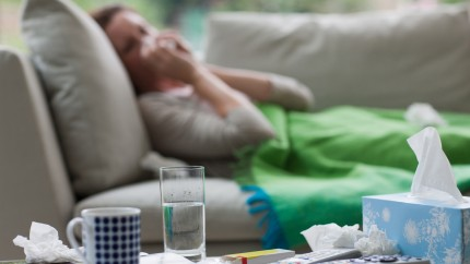 Grippe oder Erkältung?