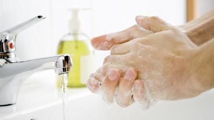 Warum Händewaschen so wichtig ist