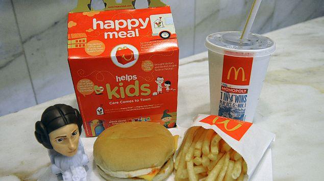 Warum Das Happy Meal Nicht Schimmeln Will Onmedade