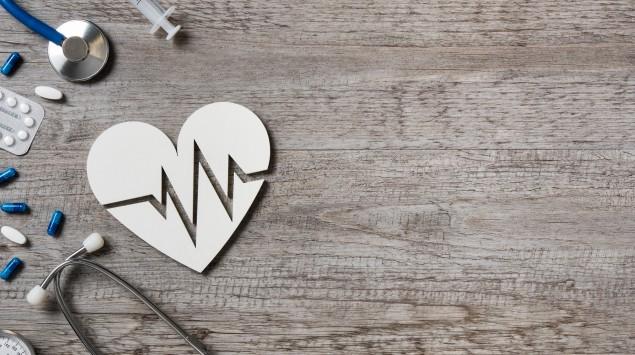 Ein Herzsymbol: Testen Sie Ihr Wissen im Herz-Kreislauf-Quiz