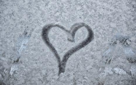 Kälte ist für das Herz eine Herausforderung.