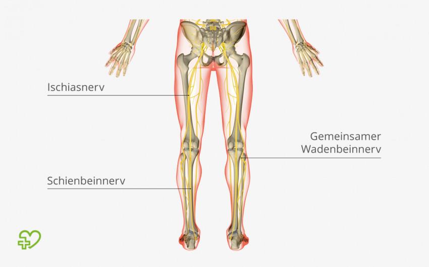 Schmerzen unterer rücken seitlich links