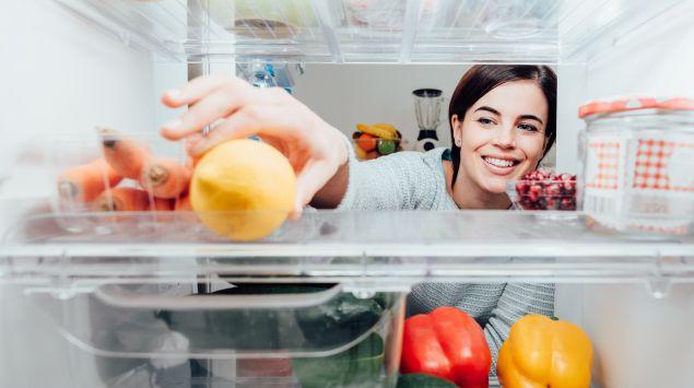 Kühlschrank Ordnung : Ordnung im kühlschrank so lagern sie ihre lebensmittel richtig