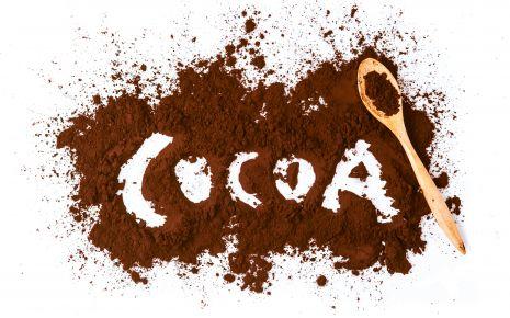Kakaopulver, dunkel