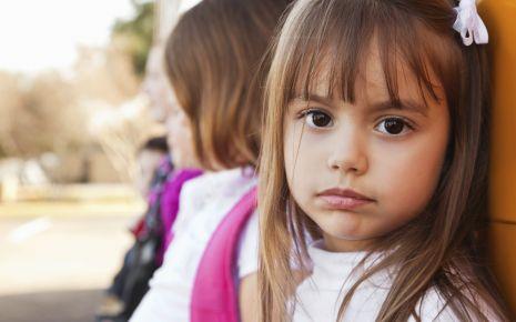 Selektiver Mutismus: Die betroffenen Kinder sind meist introvertierte Persönlichkeiten.