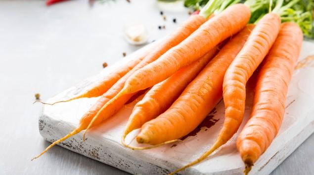 Bund Möhren, Karotten