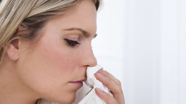 Muss Man Bei Grünlichem Nasenschleim Ein Antibiotikum Nehmen