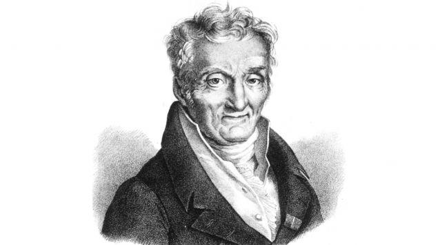 Ein Porträt von Philippe Pinel