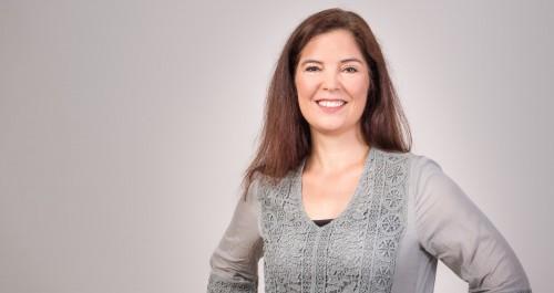 Portraitbild Sandra von dem Hagen