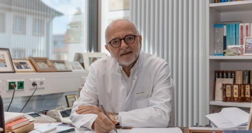 Professor Helmut Karl Seitz