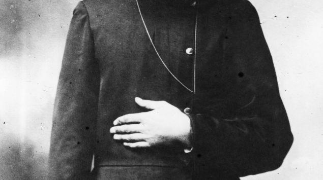 Fotografische Aufnahme von Grigori Jefimowitsch Rasputin.
