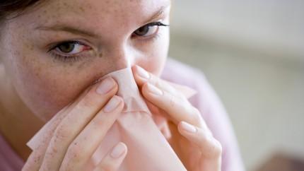 Schnupfen oder Sinusitis?