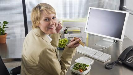 Ernährungs-Tipps im Job