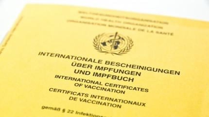 Impfkalender für Babys