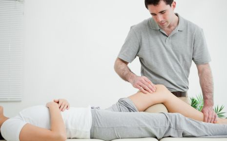 Mit physiotherapeutischer Hilfe lassen sich Schmerzzustände beeinflussen.