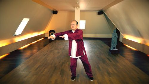 Qigong Übung 2.3 Video