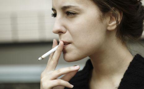 Der Hauptrisikofaktor für eine COPD: Rauchen!