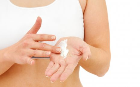 Hautpflege gegen trockene Haut