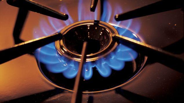 Das Bild zeigt eine Gas-Kochplatte.