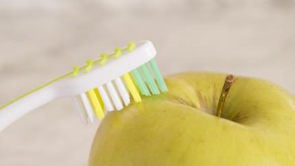 Zahngesunde Ernährung