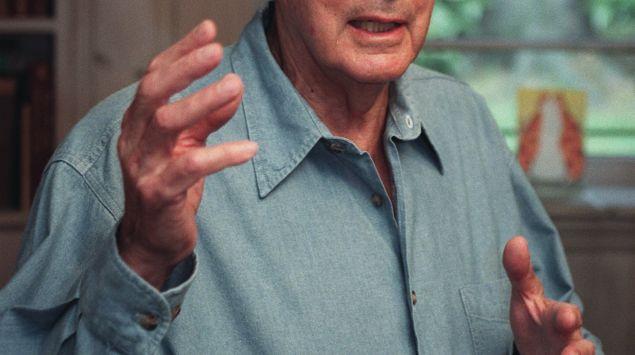 Ein Porträt von Robert Furchgott.