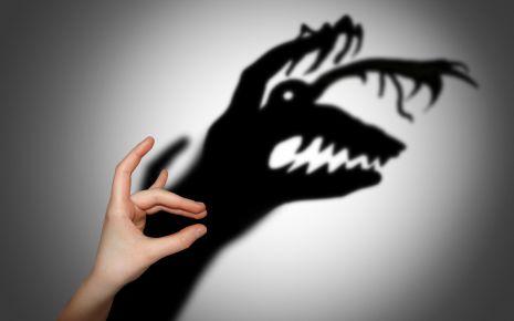 Schizophrene sehen häufig Dinge, die nicht existieren.