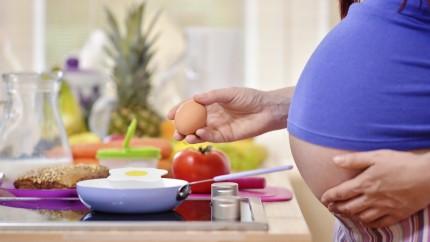 Ernährungs-Quiz für die Schwangerschaft