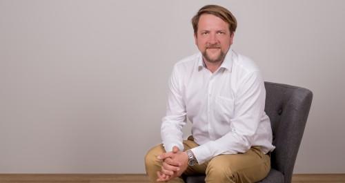 Portrait Stefan Schweiger (Impressum)