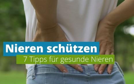 Screenshot zum Video: Nieren schützen