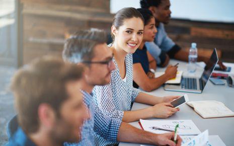 Mithilfe einer Umschulung können Sie einen neuen Beruf erlernen.