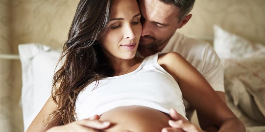 In der Schwangerschaft riskieren Teenager